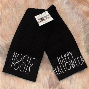 RAE DUNN |  Halloween Kitchen Towels